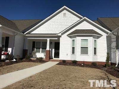 Clayton Rental For Rent: 185 E Moss Creek Drive