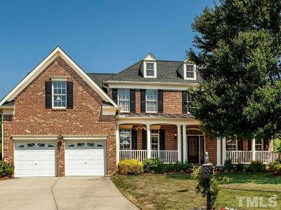 Raleigh Single Family Home For Sale: 11200 Ridgegate Drive