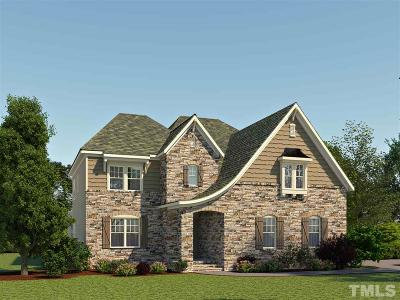 Cary NC Single Family Home Pending: $739,022