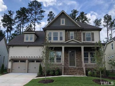Durham County Single Family Home For Sale: 117 Sterling Chapel Way