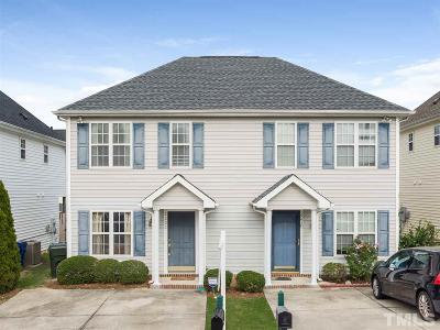Raleigh Townhouse For Sale: 2220 Ventana Lane