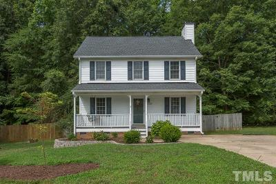 Durham Single Family Home Contingent: 4330 Lazyriver Drive