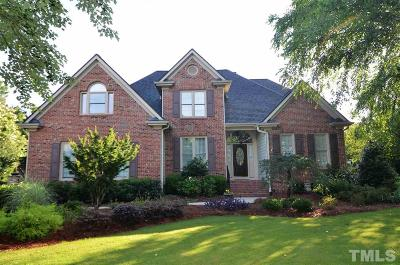 Cary NC Single Family Home For Sale: $699,900