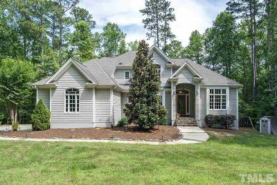 Raleigh Single Family Home For Sale: 4901 Grilse Way