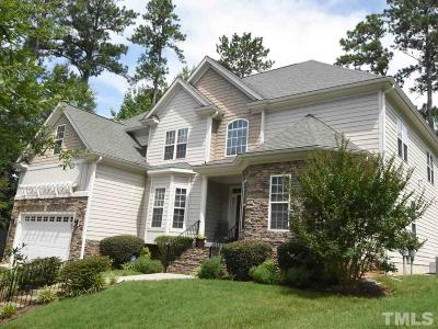 Wake Forest Single Family Home For Sale: 508 Brumber Circle