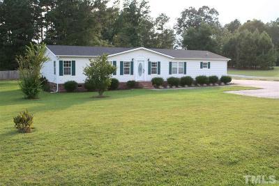 Garner Rental For Rent: 1211 New Bethel Road