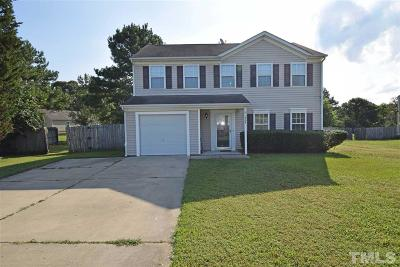 Wendell Single Family Home For Sale: 1008 Bittbourg Lane