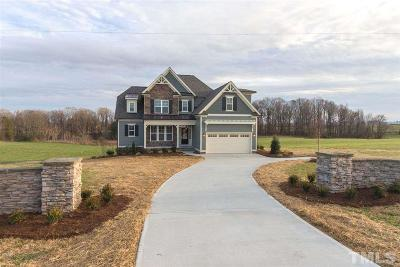 Chatham County Single Family Home For Sale: 1136 Bowers Store Road
