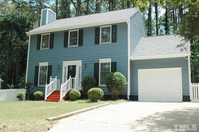 Chapel Hill Single Family Home For Sale: 210 Forsyth Drive