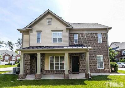Raleigh Rental For Rent: 9810 Cicero Drive
