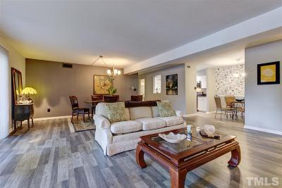 Raleigh Condo For Sale: 4507 Edwards Mill Road #A