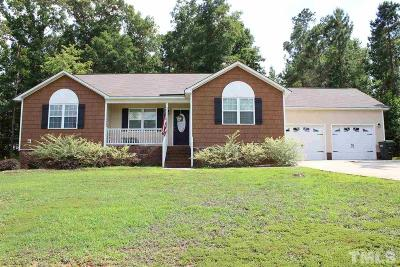 Johnston County Single Family Home For Sale: 22 Fire Brand Drive