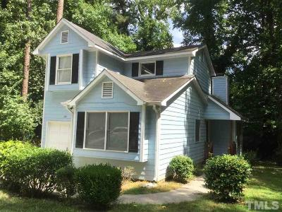 Raleigh Rental For Rent: 100 Stonelake Court