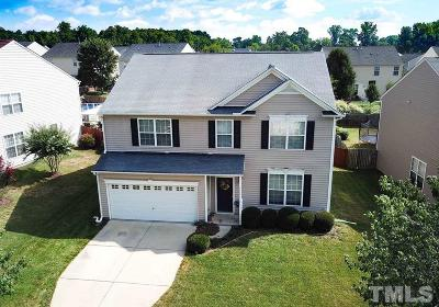 Holly Springs Single Family Home Pending: 145 Chandler Springs Drive