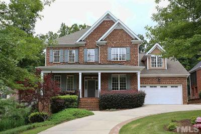 The Preserve At Jordan Lake Single Family Home For Sale: 229 Bear Tree Creek