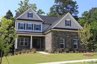 Wake Forest Single Family Home For Sale: 3105 Mountain Hill Drive