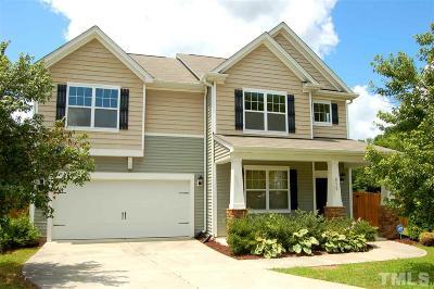 Durham Single Family Home For Sale: 613 Birch Run