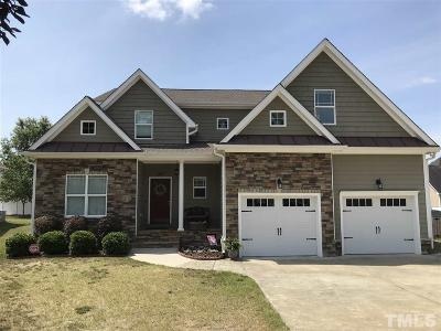Knightdale Single Family Home For Sale: 1017 Lyndhurst Falls Lane
