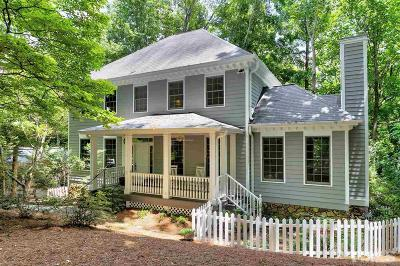 Chapel Hill Single Family Home For Sale: 409 Deming Road