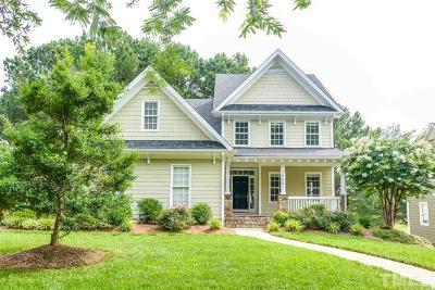 Wake Forest NC Single Family Home Pending: $380,000