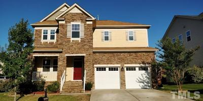 Cary Single Family Home For Sale: 101 Carter Grove Court