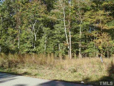 Louisburg Residential Lots & Land For Sale: 111 Ottawa Drive
