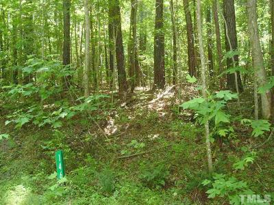 Louisburg Residential Lots & Land For Sale: 146 Mohawk Drive