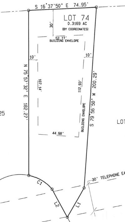 Wake County Residential Lots & Land For Sale: 3316 Milton Road