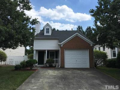 Raleigh Single Family Home For Sale: 4248 Beacon Heights Drive