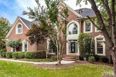 Chapel Hill Single Family Home For Sale: 409 Englewood Drive