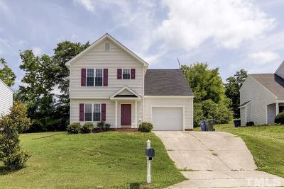 Raleigh Single Family Home For Sale: 5421 Advantis Drive