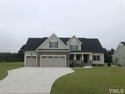 Benson Single Family Home For Sale: 21 Home Run Alley