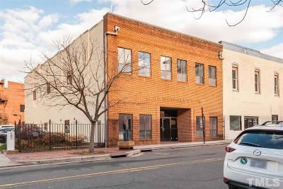 Durham County Commercial For Sale: 121 E Parrish Street