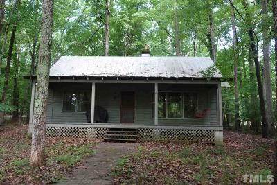 Single Family Home For Sale: 180 Pine Cone Ridge Ridge