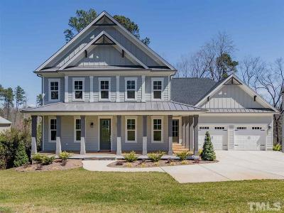 The Preserve At Jordan Lake Single Family Home For Sale: 576 Mountain Laurel