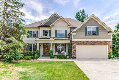 Wakefield Single Family Home For Sale: 3116 Herdsman Way