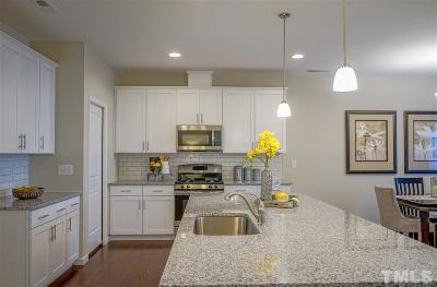 Garner Townhouse For Sale: 133 Wellons Creek Drive