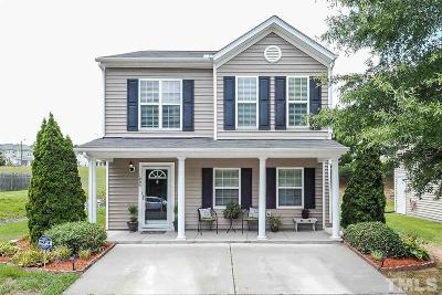 Durham Single Family Home For Sale: 1005 Statler Drive
