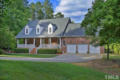Cary Single Family Home For Sale: 103 Autumn Circle