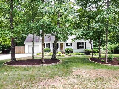 Youngsville Single Family Home Contingent: 295 Cherrylaurel Drive