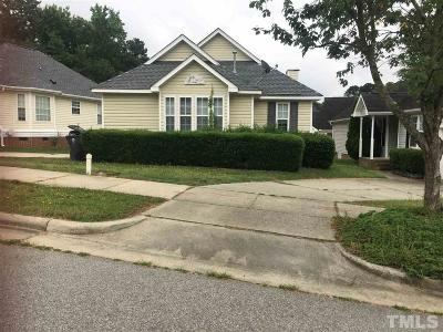 Holly Springs Single Family Home Pending: 105 Waterpoint Road