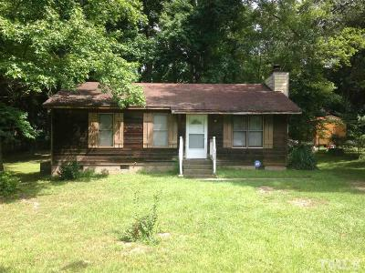 Knightdale Single Family Home Pending: 310 Woods Run
