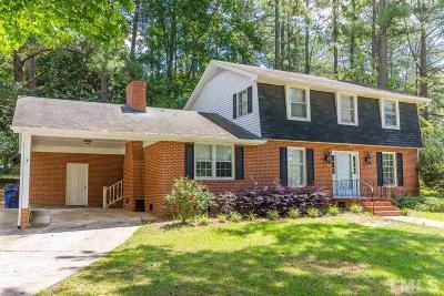 Smithfield Single Family Home For Sale: 221 Woodcrest Avenue