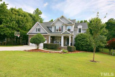 Holly Springs Single Family Home For Sale: 124 Bells Walk Court