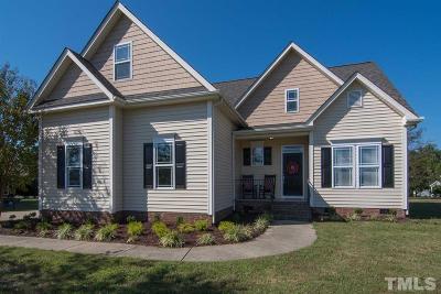 Single Family Home For Sale: 7736 Pegram Street
