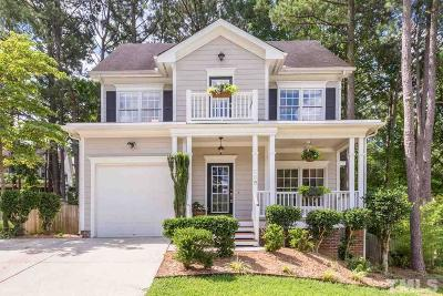 Apex Single Family Home Contingent: 309 Skinny Pine Court