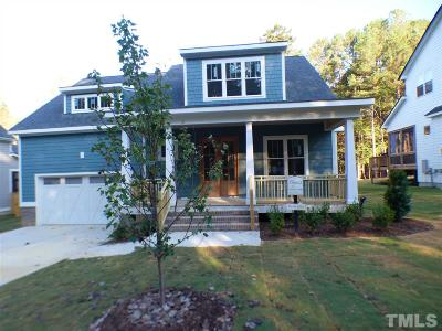 Durham Single Family Home For Sale: 3436 Dixon Road