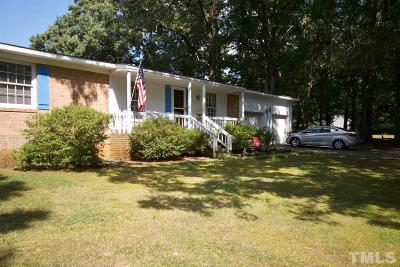Raleigh Single Family Home For Sale: 415 Bashford Road