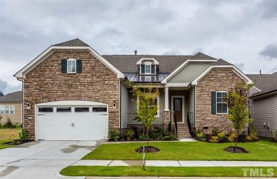 Single Family Home For Sale: 133 Damsire Way #MF Lot #