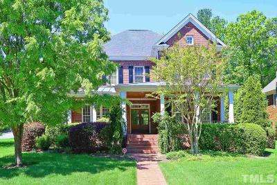 Chapel Hill Single Family Home For Sale: 112 Cross Creek Drive